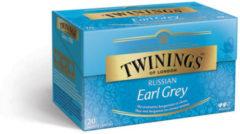 Twinings Earl grey Russian 20 Stuks