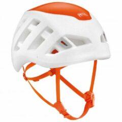 Petzl - Sirocco Helmet - Klimhelm maat M/L, wit/grijs