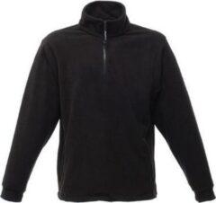 Regatta Zwarte fleece trui Thor voor heren XL