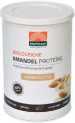 Mattisson Amandel proteine 50% vegan bio 350 Gram