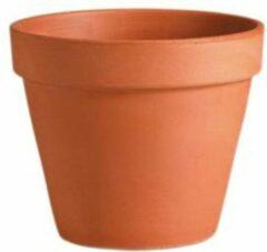 Voor binnen Terracotta - Roodsteen Terracotta Bloempot D7h6 Cm