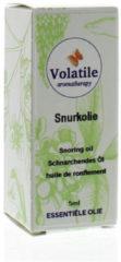 Volatile Snurkolie - 5 ml - Etherische Olie