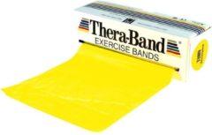 Thera-Band - Übungsband - Fitnessband maat 12,8cm x 5,50m, geel