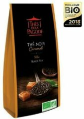 Zwarte Thee Karamel - Losse Thee - Thés de la Pagode (100 gram)