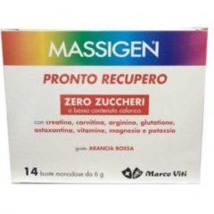 Marco viti farmaceutici Massigen Pronto Recupero zero zuccheri 14 Bustine