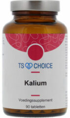 Best Choice Kalium 200 Met Vitamine C Tabletten