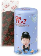 Or Tea? Tiffany's Breakfast zwarte thee losse thee - BIO - 100 gram