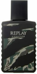 Replay Signature For Man Eau de Toilette (EdT) 30 ml