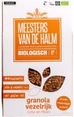 Vezelrijke Granola Meesters Van De Halm - Zak 350 gram - Biologisch
