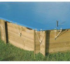 Ubbink Afdekzeil voor zwembad rechthoekig - Afdekzeil 350 x 1550
