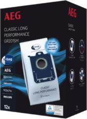 AEG GR201SM Stofzuigerzak voordeelpack 12 stuk(s)