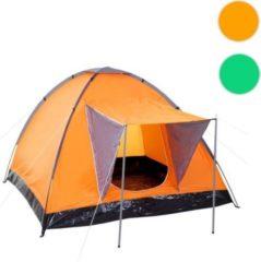 Heute-wohnen Campingzelt Loksa, 2-Mann Zelt Kuppelzelt Igluzelt Festival-Zelt, 2 Personen