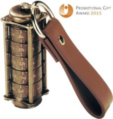 Gouden Cryptex USB flash-drive 3.0, 32Gb