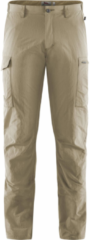 Beige Fjällräven Fjallraven Travellers MT Trousers Outdoorbroek Heren - Maat 46