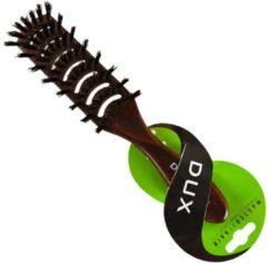 Bruine Het Borstelhuis vof Verzorgende platte haarborstel sanglier