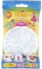 Transparante Hama Strijkkralen 1000 Stuks Doorzichtig
