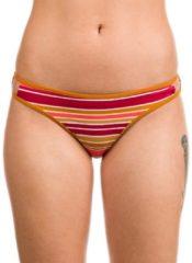 RVCA Stripe Type Medium Bikini Bottom