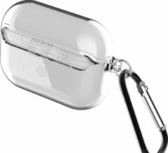 YONO Airpods Pro Hoesje - Siliconen Soft Case - Transparant