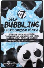 W7 cosmetics W7 - Bubbling Black Charcoal Face Mask