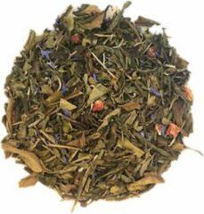Madame Chai - Koray's love BIO - witte en groene thee mix - vruchten mix met groene en witte thee - lekkere thee- biologische losse thee