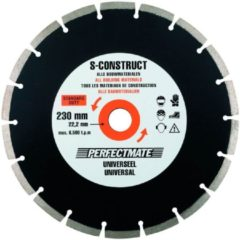 InterDynamics Diamantzaag Perfectmate 125mm S-Construct