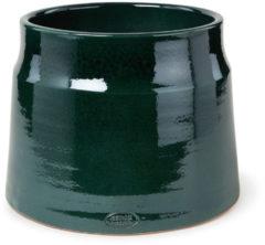 Serax Bloempot Groen-donker groen D 30 cm H 23 cm