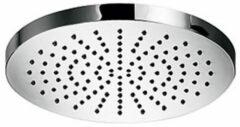 Roestvrijstalen Hotbath Archie - douchekop rond - 300 mm - voor plafondmontage - RVS 316 - AR106IX