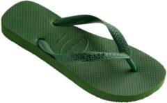 Havaianas Top Slipper Slippers - Maat 41/42 - Unisex - Groen