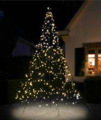 Zwarte Fairybell® Weihnachtsbaum mit Mast, 3 m 480 LEDs