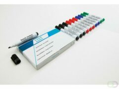 Smit Visual Boardmarkers, 10 stuks, assorti