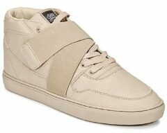 Beige Hoge Sneakers Sixth June NATION STRAP