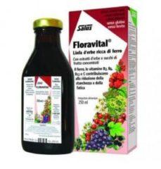 Eurosalus italia Floravital ferro senza glutine 250ml