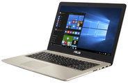 ASUSTeK COMPUTER ASUS VivoBook Pro N580VD-DM028T 2.8GHz i7-7700HQ 15.6Zoll 1920 x 1080Pixel Metallisch Notebook 90NB0FL1-M05340