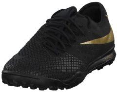 Fußballschuhe Hypervenom Zoom PhantomX III Pro TF mit asymmetrischer Schnürhung AJ3817-090 Nike Black/Mtlc Vivid Gold