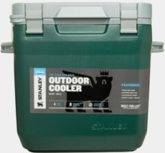 Stanley The Cold For Days Outdoor Cooler 28.3L Koelbox Donkergroen/Donkergrijs