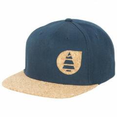 Picture - Narrow Cap - Pet maat One Size, beige/blauw