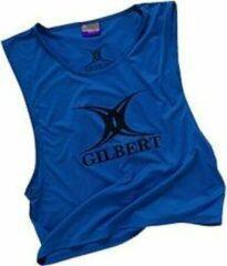 Gilbert rugby Gilbert Bib Polyester Royal Adult