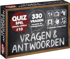 Puzzles & Games Vragen & Antwoorden #10 - Trivia Quiz en Aanvulset