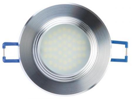 Afbeelding van Vellight Velleman Spotjes led inbouwspot met diffuserlens - neutraalwit (4200k) 12v