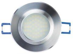 Vellight Velleman Spotjes led inbouwspot met diffuserlens - neutraalwit (4200k) 12v