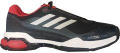 ADIDAS Tennisschuhe Barricade Club Multicourt Herren schwarz/rot, Größe: 41 1/3