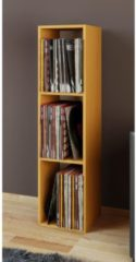 Schallplatten Regal Archiv LP Möbel Archivierung 'Platto' VCM Buche