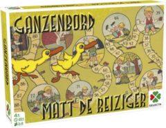 Selecta Gezelschapsspel Spellen Van Toen: Matt De Reiziger/ganzenbord