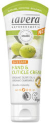 Lavera Hand & nagelcreme/cuticle cream 2 in 1 olive 75 Milliliter