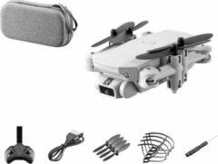 Licht-grijze JJRC 4K mini drone wit HD camera WIFI