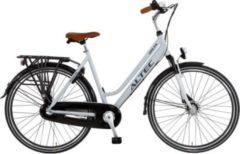 28 Zoll Damen City Fahrrad 3 Gang Hoopfietsen Altec... grau, 49cm