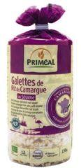Primeal Rice cakes camargue with sesam 130 Gram
