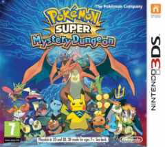 Nintendo Pokemon: Super Mystery Dungeon - 2DS + 3DS