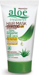 Pharmaid Aloe Treasures Hair Maks Beeswax   Haarmasker   Leave In 120ml