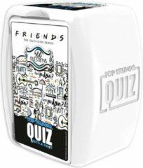 Top Trumps Friends Quiz 500 Vragen - Engels